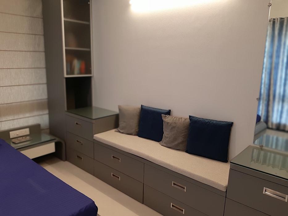 Многофункциональная мебель в спальню