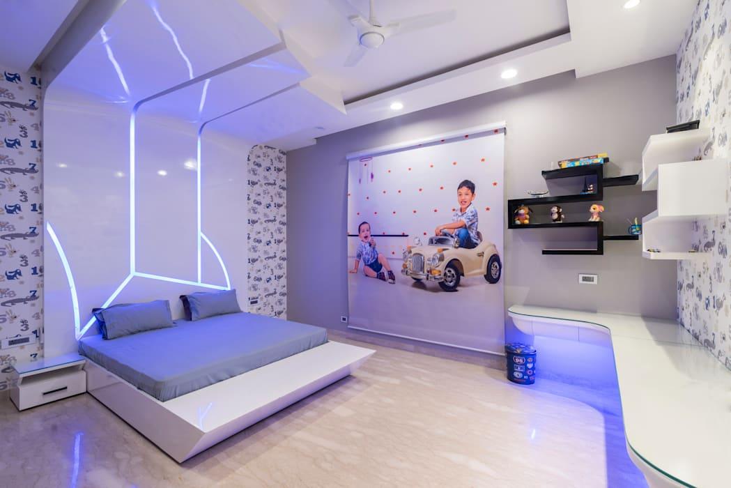 Индивидуальный дизайн кроватей для детей