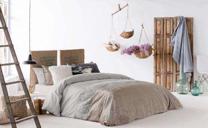 10 отличных идей, чтобы оживить маленькую квадратную спальню