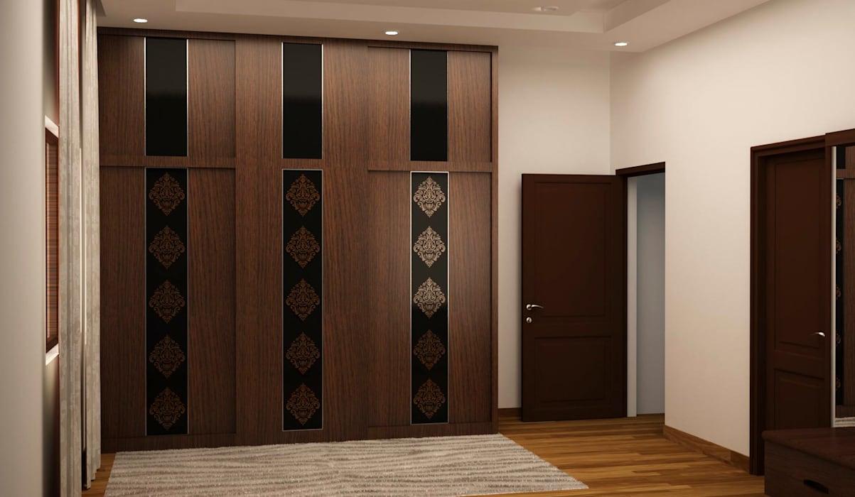 В чем преимущества раздвижных дверей для шкафов