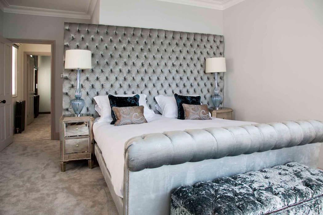 Идеи серой спальни: выбор правильного оттенка