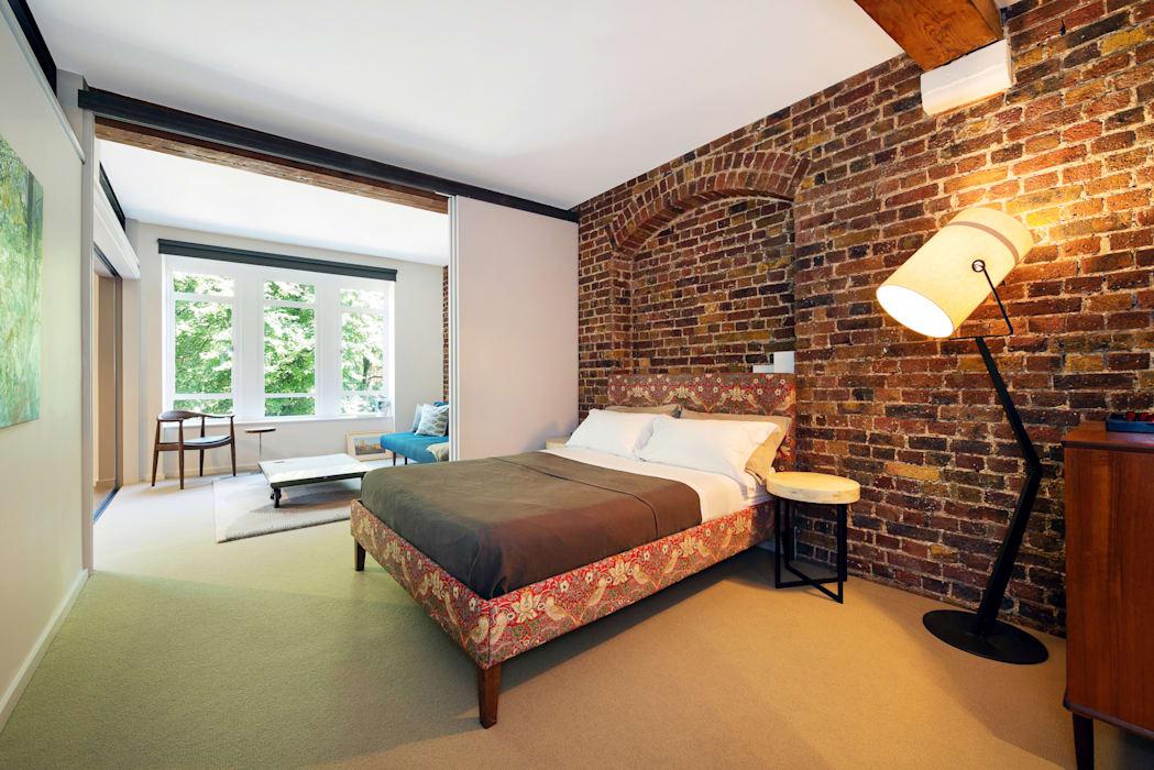 Идеи мужской спальни: правильная мебель