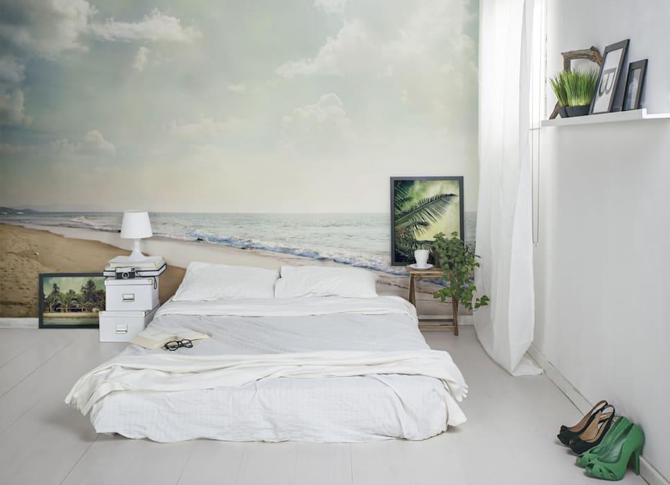 Белая спальня: выберите идеальное произведение искусства