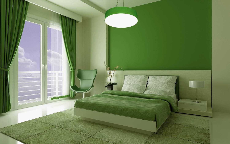 Любимый зеленый