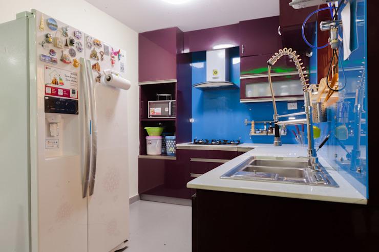 Решение кухонного углового шкафа - избегайте угла