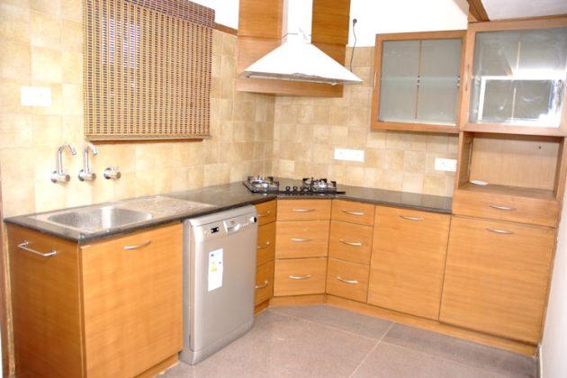 Установка плиты вместо кухонного углового шкафа