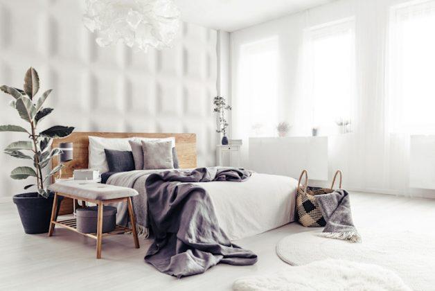 Классный дизайн: кровать с пружинным матрасом как приманка для глаз