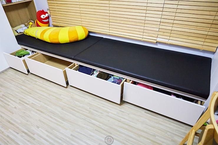 Многофункциональная мебель для более эффективного использования пространства
