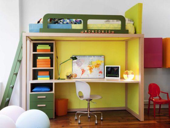 Компактная, универсальная и многофункциональная мебель