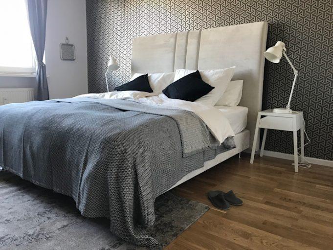Максимальный комфорт для сна в кровати с пружинным матрасом