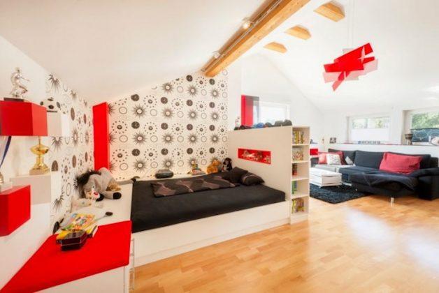 Планирование идеальной детской комнаты
