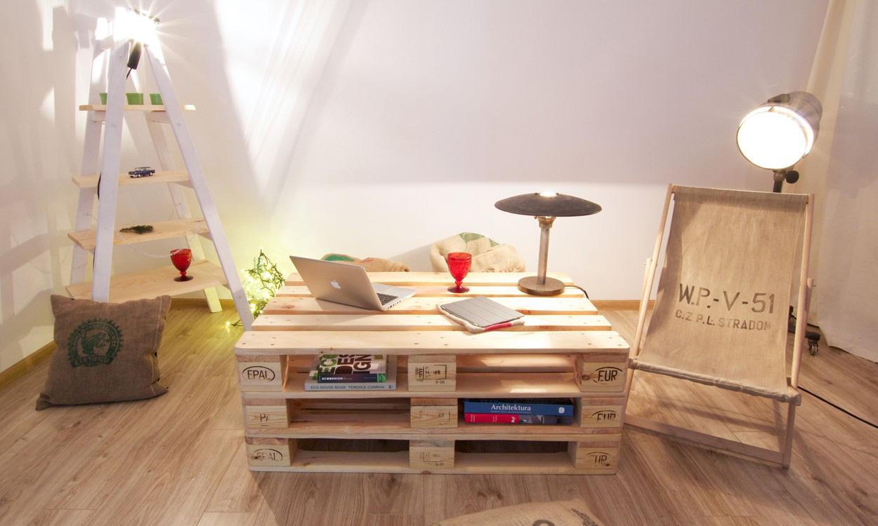 Идея дешевого письменного стола