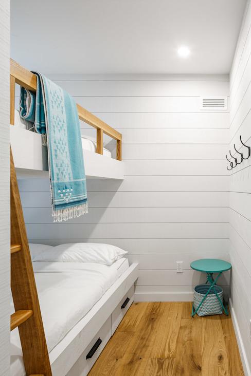 Двухъярусная кровать: идеальное решение для экономии места