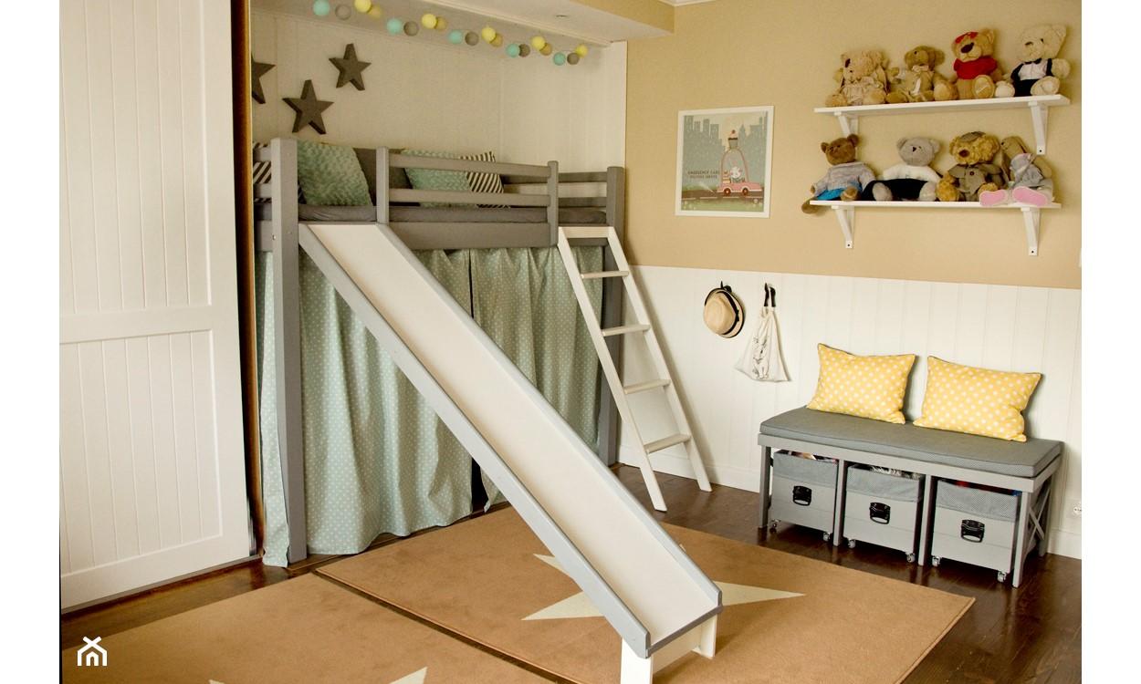 Двухъярусная кровать для 3-х летнего ребенка