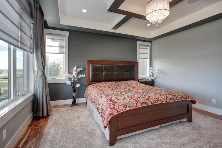 Как украсить спальню