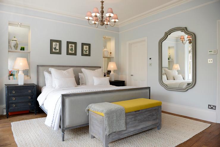 Планировки спальни