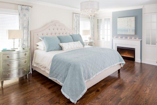 Стили спальни